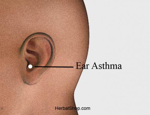 Acupressure Point Ear Asthma