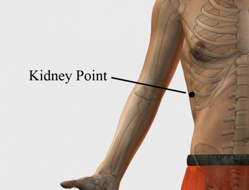 Acupressure Point Kidney Point