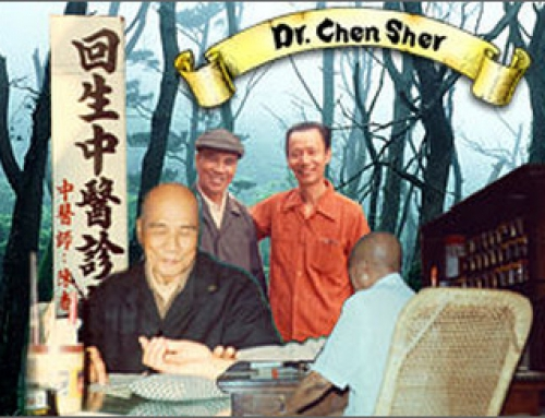 About Dr. Chen's Herbal Tea Formulas