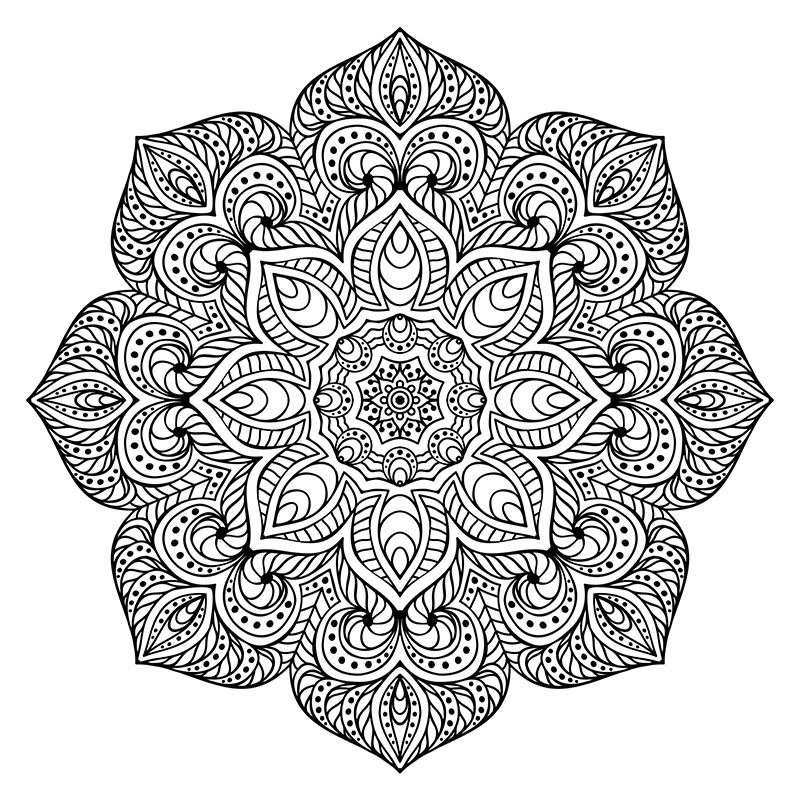 coloriage anti stress tortue mandala stress. Black Bedroom Furniture Sets. Home Design Ideas