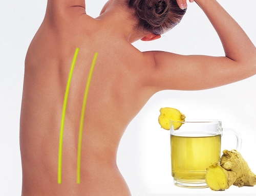 Back Pain Relieving Tea