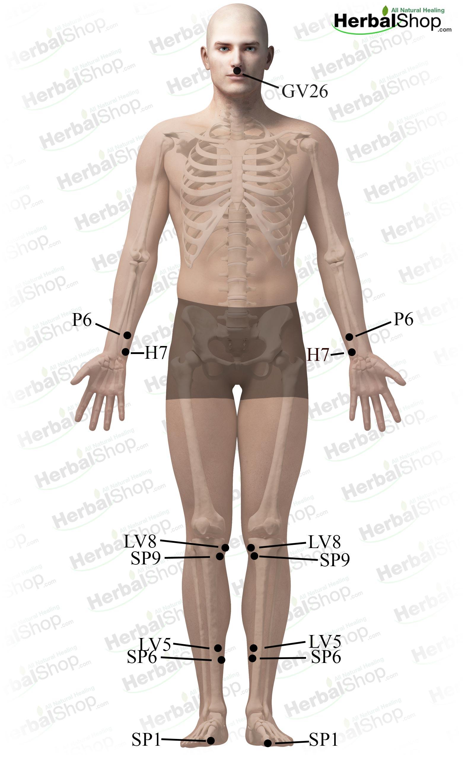 Pain in the External Genitalia Groin